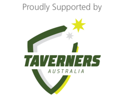 Proudly Supported by Taverners Australia